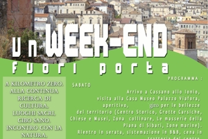 The week-end of Cassano Ionio. Things to do in Cassano Allo Ionio
