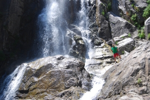 "Former central ""Avvenire"" and ""Gurna da Coddara"" and Marmarico waterfall. Things to do in Bivongi"